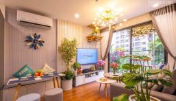 Sang nhượng căn hộ 2 PN giá thấp hơn CĐT 100tr Rose Town 79 Ngọc Hồi, LH: 0837300497