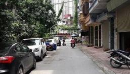 Bán nhà ngõ 61 Lạc Trung, Vĩnh Tuy ngõ thông rộng ô tô tránh nhau DT 90m2x7T thang máy. Giá 16 tỷ