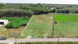 Bán đất mặt tiền gần địa đạo Bến Dược, huyện Củ Chi