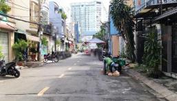 Bán nhà mặt tiền nội bộ đường Hoàng Văn Hòe, P. Tân Quý, Quận Tân Phú, 4.6x9.6m, 1 trệt 2 lầu