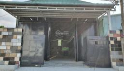 Cho thuê nhà làm kho hoặc làm xưởng mới xây thoáng mát sạch sẽ DT 672m2. LH chính chủ 0983511933