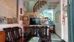 Nhà mới lô góc kinh doanh Vĩnh Tuy, Hai Bà Trưng. DT 46m2 xây 4 tầng, giá chào 4,85 tỷ