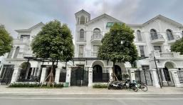 Bán biệt thự tặng kèm nội thất cao cấp tại KĐT Vinhomes The Harmony, Long Biên.LH 0989734734 E Lưu