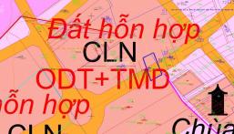 Kẹt tiền, bán rẻ 1145m2 đất cực đẹp, mặt tiền gần vòng xoay, Tân Hòa, Phú Mỹ, Bà Rịa Vũng Tàu