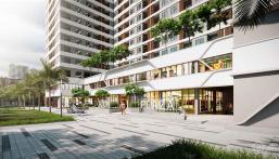 Chỉ 285 triệu sở hữu căn hộ cao cấp giá rẻ tại trung tâm TP. Thuận An, gần Aeon Mall mặt tiền 743
