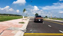 Bán đất trung Tâm Phú Mỹ, sổ hồng riêng từng nền 750 triệu/nền đường 12m