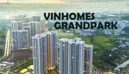Cập nhật 500 căn hàng ngộp cắt lỗ cần ra gấp. Vinhomes Grand Park Q9 1PN 2PN 3PN rẻ nhất hiện nay