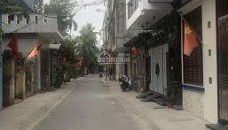 Bán gấp lô đất khu chung cư hồ ông báo Trần Nguyên Hãn, Lê Chân, HP,Dt: 48.5m2,ngang 5m bìa đỏ cc