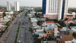 Chốt nhanh cuối năm lô 850m2, 3 mặt tiền, đối diện khu cụm công nghiệp ở Phú Mỹ. Giá 2 tỷ
