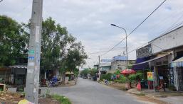 Cần bán lô đất 300m2 khu dân cư Long Hậu 1, sổ hồng riêng