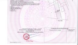 Chính chủ nợ tiền ngân hàng cần bán gấp đất thổ cư xã Bình Khánh, huyện Cần Giờ