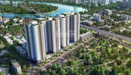 Sở hữu căn hộ cao cấp chỉ từ 20tr/m2 diện tích thông thủy, tâm lá phổi xanh bậc nhất Hà Nội