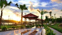 The Pearl Riverside - Giá tốt nhất - Vị trí tốt nhất ven TP. HCM - Nhà phố nghỉ dưỡng ven sông