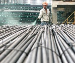 Sản lượng thép được dự báo tăng mạnh vào cuối năm 2018