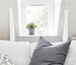 Cách sắp xếp đơn giản khiến căn hộ tối tăm bỗng sáng bừng lung linh