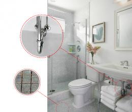 6 giải pháp loại bỏ mùi hôi trong nhà vệ sinh