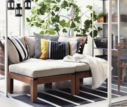 Nội thất ngoài trời - góc thư giãn không thể thiếu của nhà ở hiện đại