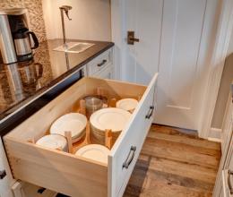 6 mẹo nhỏ cực hữu ích khi sắp xếp đồ dùng phòng bếp