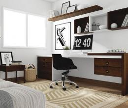 Tự trang trí không gian làm việc tại nhà đẹp mắt và sáng tạo