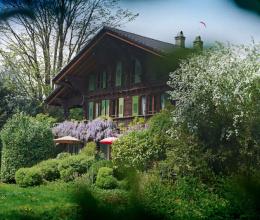 Vẻ đẹp bình yên của ngôi nhà gỗ tách biệt hoàn toàn khỏi thành phố