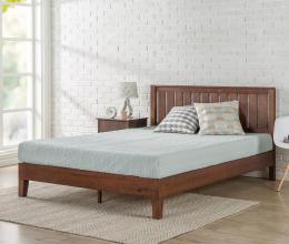 Những mẫu phòng ngủ thiết kế theo phong cách Rustic giản dị mà ấm áp