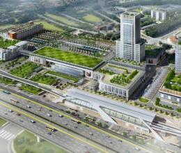 Xây trung tâm thương mại 100 triệu USD tại Bến xe Miền Đông mới