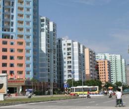Thị trường bất động sản TpHCM vắng bóng căn hộ bình dân
