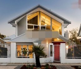10 mẫu kiến trúc biệt thự hiện đại, chi phí không tới 1,5 tỷ đồng
