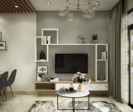Tư vấn thiết kế nhà cấp 4 trên đất 60 m2 đủ tiện nghi, hợp phong thủy