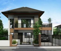 Làm đẹp mặt tiền ngôi nhà với những tuyệt chiêu đơn giản