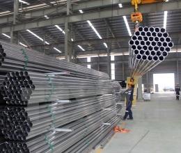 Canada dự định đánh thuế ống thép hàn carbon của Việt Nam