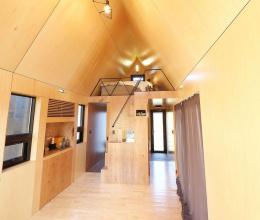 Mê mẩn ngôi nhà gỗ 20m2 tiện nghi giữa đồng cỏ