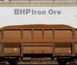 Giá quặng sắt Trung Quốc lên gần 100 USDtấn, cao nhất 6 năm