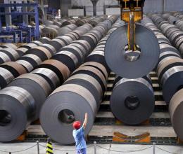 Sản lượng thép có thể tăng 10 nhờ loạt dự án mới