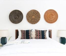 Những cách trang trí đầu giường ấn tượng vừa rẻ vừa dễ