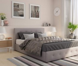 Ngắm mãi không chán những mẫu giường phong cách hiện đại