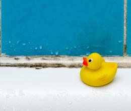 Mách bạn những cách đơn giản giúp giảm độ ẩm trong phòng tắm
