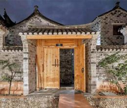 Nhà gỗ tuyệt đẹp ở Trung Quốc lấy cảm hứng từ kiến trúc truyền thống