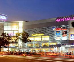 Đề xuất xây bãi xe, trung tâm thương mại AEON Mall quy mô 6,1ha sau ga Giáp Bát