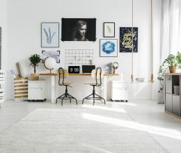 5 gợi ý tông màu cho phòng làm việc tại nhà ấn tượng