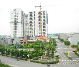 Giá căn hộ vùng ven TPHCM cũng tăng chóng mặt