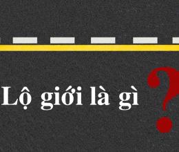 Lộ giới là gì? Xây nhà cần cách lộ giới bao nhiêu mét?