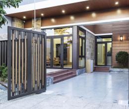 Nhà phố 1 tầng đẹp hiện đại, chi phí 850 triệu của vợ chồng trẻ ở Quảng Bình