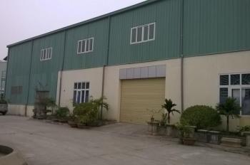Cho thuê kho xưởng tại Mỹ Hào- Hưng Yên Của Công ty Nam Anh DT: 1000m2 và 5000m2 Km 18 Quốc lộ 5