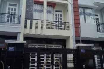 Bán nhà đường 1 sẹc quận Bình Tân, nhà mới đẹp, đúc 3 tấm, bao sang tên, ra lộc cho KH thiện chí