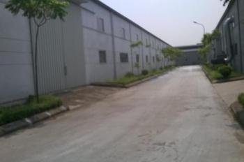 Cho thuê kho xưởng Đông Anh- Gia Lâm-HN, 500, 1500 và 7000m2 công ty Đông Hà(thuộc KCN Nguyên Khê)