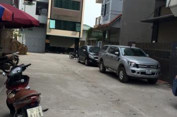 Bán đất DT 50m2 khu phân lô Nguyễn Xiển, Thanh Xuân