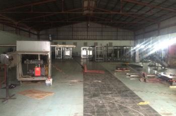 Nhà xưởng cho thuê quận 12, DT: 1000m2, giá 38tr/tháng. LH: 0944.977.229