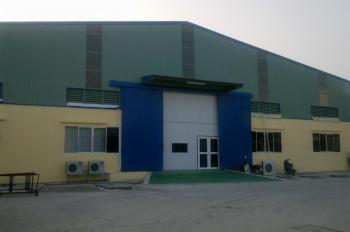 Cho thuê kho xưởng KCN Hà Bình Phương, Liên Phương- Thường Tín, 1000m2 và 3500m2 công ty CP Tiến Bộ