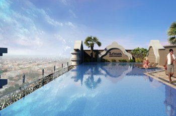Bán căn hộ Léman Luxury, Q. 3, căn gốc 97m2/3PN, 10 tỷ